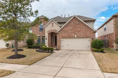 Fort Bend County Single Family Home For Sale: 6122 Calder Field Drive