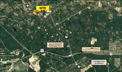 Conroe Residential Lots & Land For Sale: 14366 Fm 1314 Road