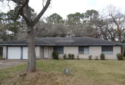Galveston County Single Family Home For Sale: 2401 Hollywood Street