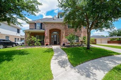 Houston Single Family Home For Sale: 12510 Clover Walk Lane