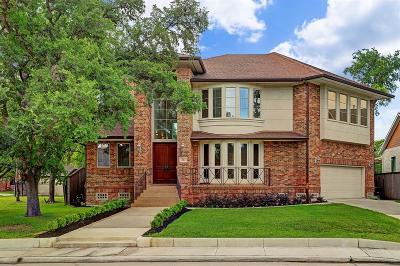 Houston Single Family Home For Sale: 4414 Breakwood Drive