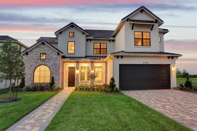 Houston Single Family Home For Sale: 2414 Camden Creek Lane