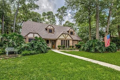 Kingwood Single Family Home For Sale: 2022 Tangle Lake Drive