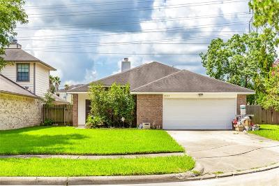 Stafford Single Family Home For Sale: 12147 Breezy Meadow Drive