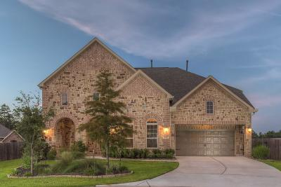 Conroe Single Family Home For Sale: 2401 Sunset Mist Lane