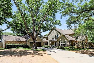 Houston Single Family Home For Sale: 1149 Fries Road