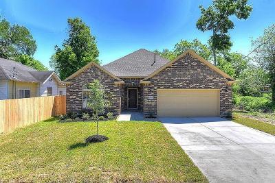 Houston Single Family Home For Sale: 8309 Fountain