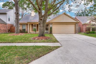 Houston Single Family Home For Sale: 7923 Shangrila Lane