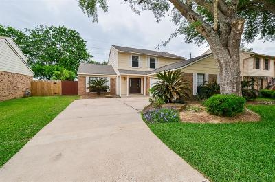 Pecan Grove Single Family Home For Sale: 2522 Windswept Drive