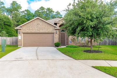 Conroe Single Family Home For Sale: 11438 Supreme Court
