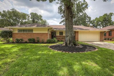 Houston Single Family Home For Sale: 6231 Grovewood Lane