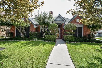 Houston Single Family Home For Sale: 13210 Walnut Lake Road
