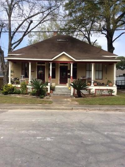 Houston Single Family Home For Sale: 129 Payne Street