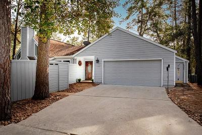 The Woodlands Single Family Home For Sale: 11438 Slash Pine Place