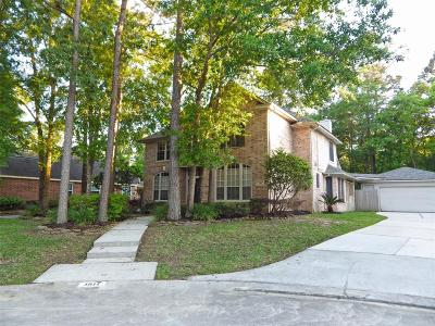 Kingwood Single Family Home For Sale: 1911 Leatherstem Lane