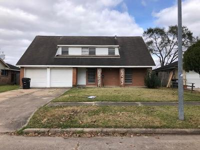 Houston Single Family Home For Sale: 811 Gilpin Street