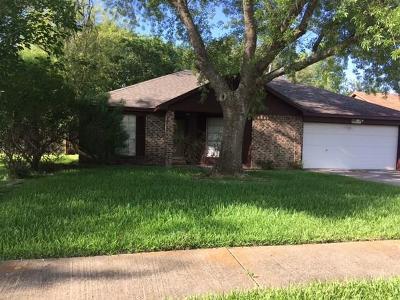 La Porte Single Family Home For Sale: 10940 Collingswood Drive