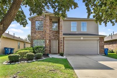 Rosenberg Single Family Home For Sale: 1215 Blackhawk Ridge Court
