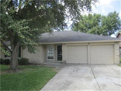 La Porte Single Family Home For Sale: 3914 Willmont Road