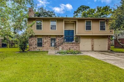 Friendswood Single Family Home For Sale: 612 E Castle Harbour Drive