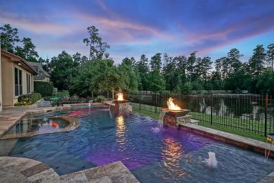 The Woodlands Single Family Home For Sale: 83 Lakeside Green