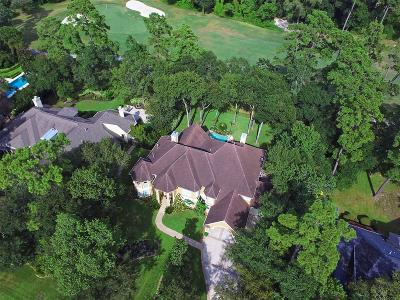The Woodlands TX Single Family Home For Sale: $1,125,000