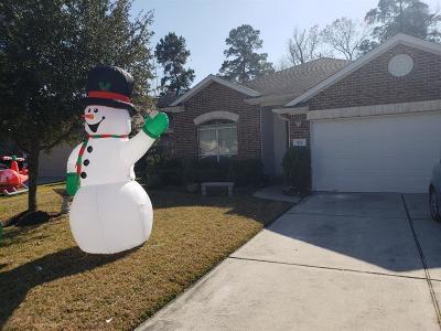 Spring Single Family Home For Sale: 522 Glenwood Ridge Drive