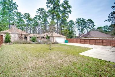 Conroe TX Single Family Home For Sale: $225,000