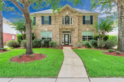Katy Single Family Home For Sale: 23310 Prairie Pebble Court