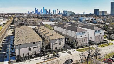 Houston Single Family Home For Sale: 4227 Allen Street