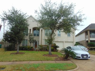 Fort Bend County Single Family Home For Sale: 8103 Spring Bluebonnet Drive