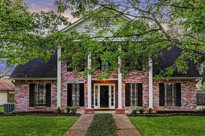 Single Family Home For Sale: 1806 Hunt Drive