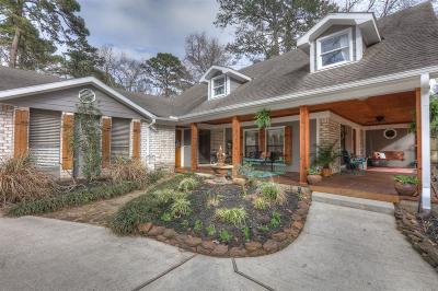 Kingwood TX Single Family Home For Sale: $349,900
