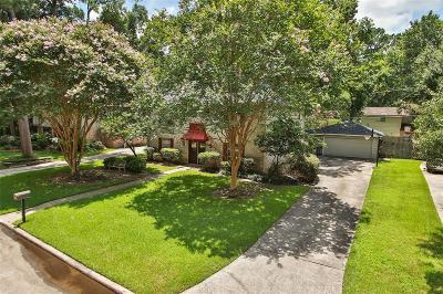 Houston Single Family Home For Sale: 12011 Sleepy Pines Drive