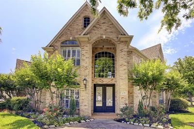 Sugar Land Single Family Home For Sale: 1726 Peppervine Way