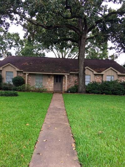 Cypress Single Family Home For Sale: 12806 Rolling Valley Drive