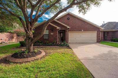 Friendswood Single Family Home For Sale: 402 Live Oak Lane