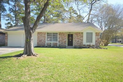 Spring Single Family Home For Sale: 23402 Cimber Lane