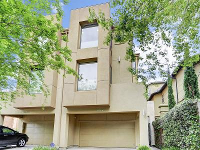 Houston Condo/Townhouse For Sale: 4116 Law Street #B