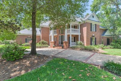 The Woodlands Single Family Home For Sale: 2 Watertree Drive