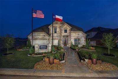 Tomball Single Family Home For Sale: 8919 Turnberry Glen Court