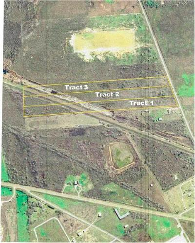Matagorda Residential Lots & Land For Sale: Tract 3 Old Gulf Road