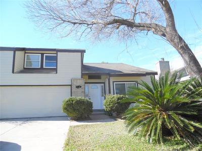 Houston Single Family Home For Sale: 7606 Hollow Glen Lane