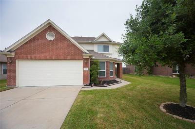 Rosenberg Single Family Home For Sale: 3227 Keystone Square Lane