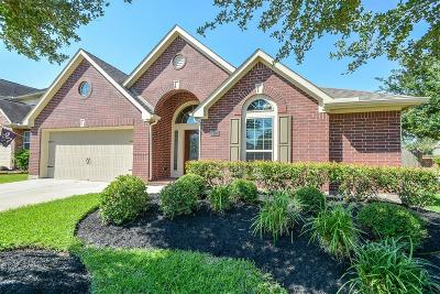 Fort Bend County Single Family Home For Sale: 26539 Becker Pines Lane