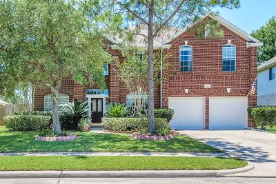 Pearland Single Family Home For Sale: 1406 Pine Forest Drive
