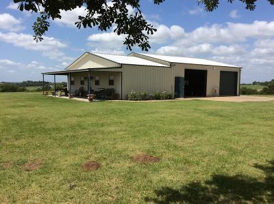 New Ulm Farm & Ranch For Sale: 5944 Fm 109