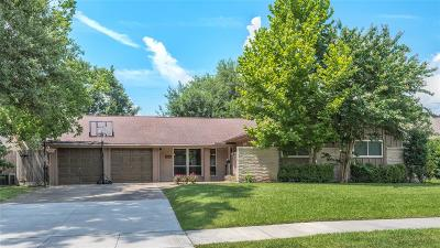 Houston Single Family Home For Sale: 5406 Wigton Drive