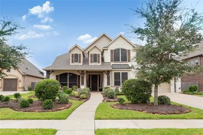 Friendswood Single Family Home For Sale: 1008 Point Isabel Lane