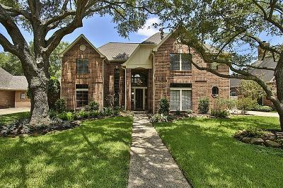 Katy TX Single Family Home For Sale: $538,000